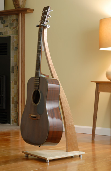 Guitar Stand Designs : Guitar rack plans