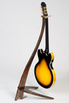WM Design guitar stand in ziricote