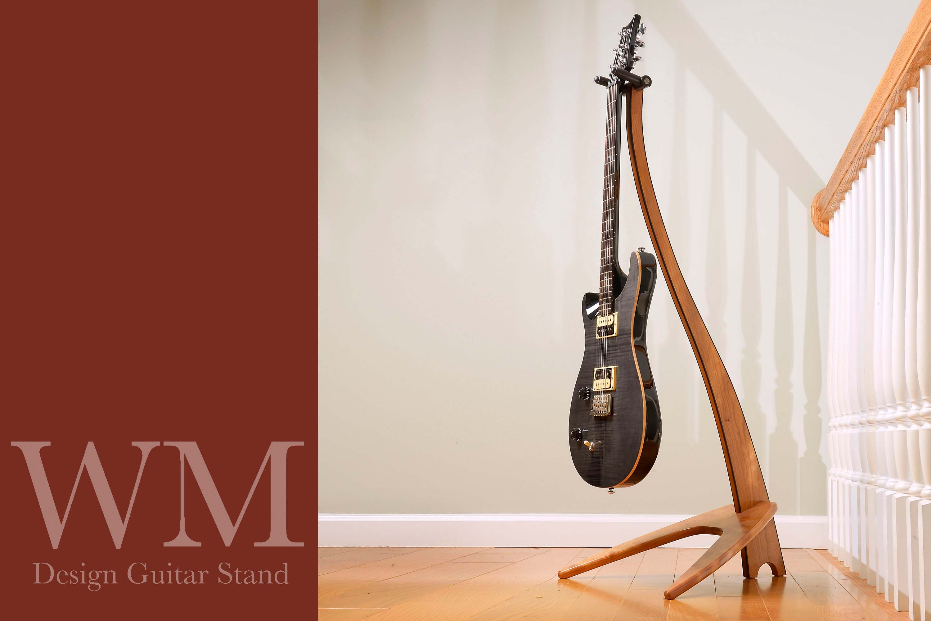 Guitar Stand Designs : Take a stand guitar stands