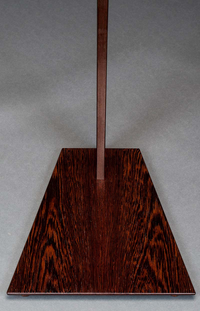 WM Guitar Stand in Wenge